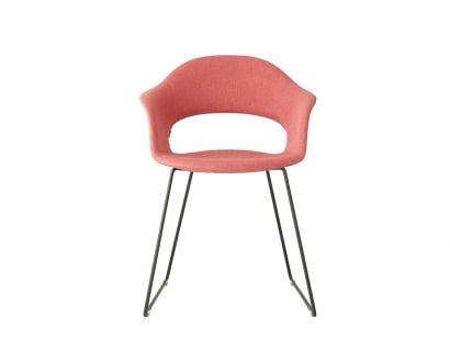 Lady B Pop Sled Chair