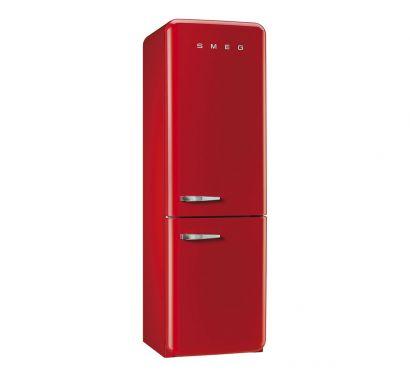 FAB 32 Refrigerator '50 Red