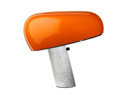 Snoopy Orange Table Lamp