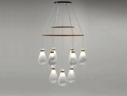 Soffi Chandelier Suspension Lamp