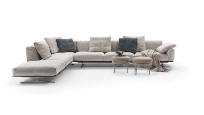 Soft Dream Large Flexform by Antonio Citterio