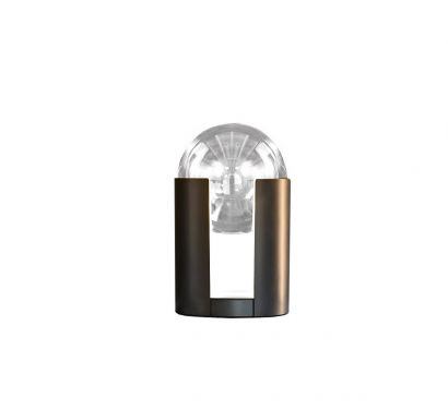 Softwing Lampada da Tavolo - Bronzo/Trasparente