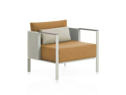GandiaBlasco Solanas Lounge Chair
