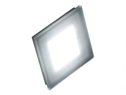 Sole Lampada a Parete/Plafone Quadrata