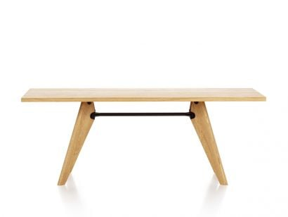 Solvay Table Natural Oak