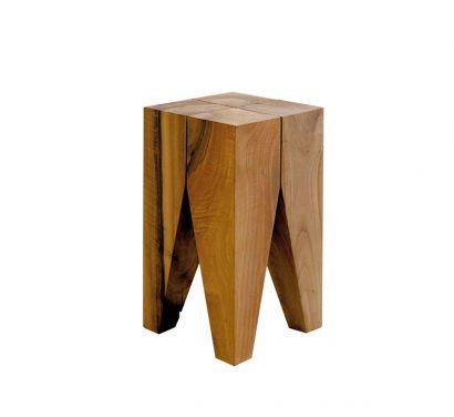 ST04 Backenzahn Table Basse en Chêne