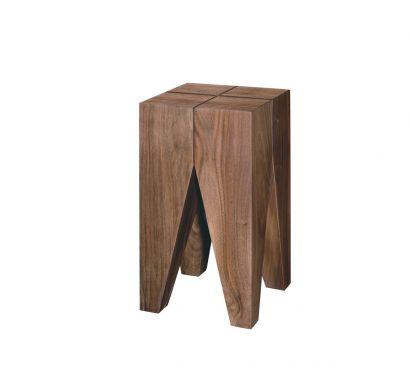 ST04 Backenzahn Side Table Walnut