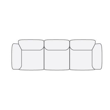 Standard Sofa - STDDV3