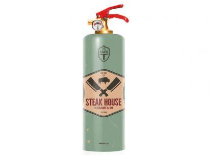 Steak House Estinguisher