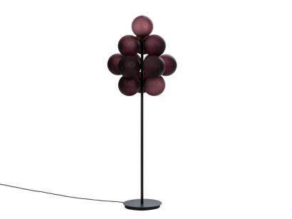 Stellar Grape Big Floor Lamp