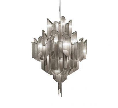 Stream Lampe de Suspension - Ø 110 cm