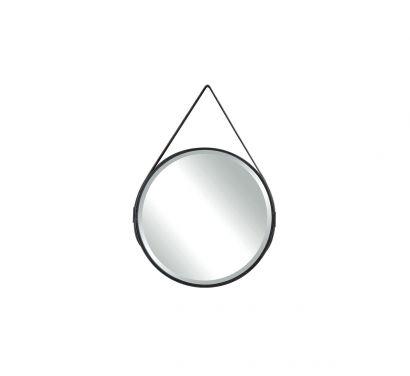 Strap Mirror Wall Ø 70 Grey