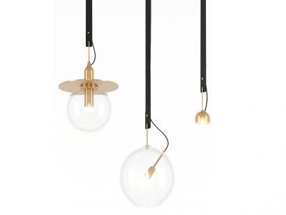 Sul Sole Va Composition Suspension Lamp