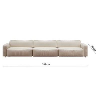 Supersoft Sofa - Composition 1