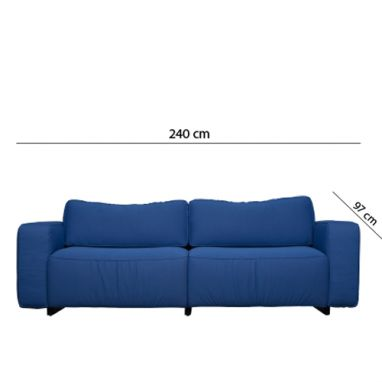 Supersoft Sofa - Composition 2