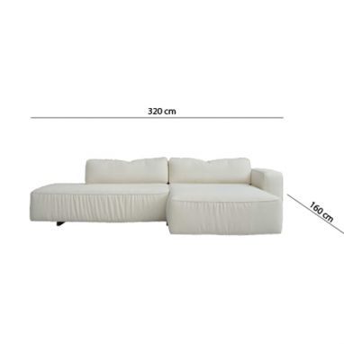Supersoft Sofa - Composition 3