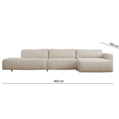 Supersoft Sofa - Composition 4