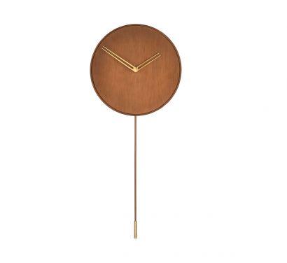 Swing Orologio da Parete - Gold