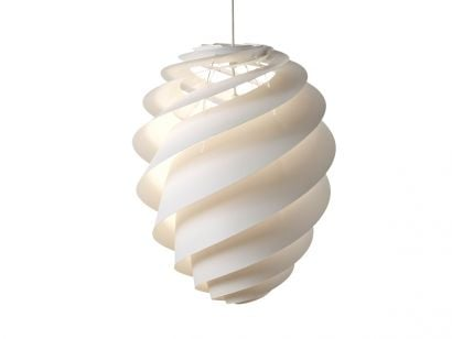 Swirl 2 Large Lampe à Suspension