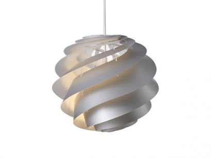 Swirl 3 Large Lampe à Suspension