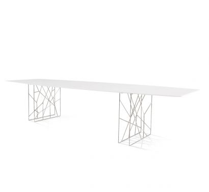Synapsis Table rectangulaire