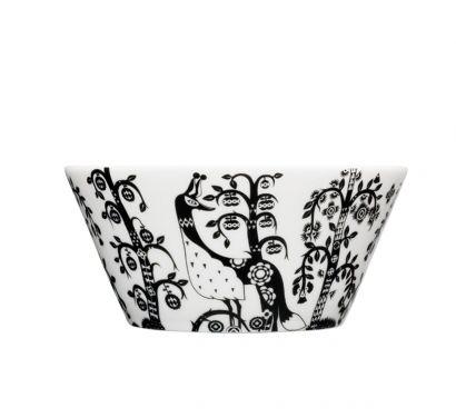 Taika Bowl Black 0,6 L