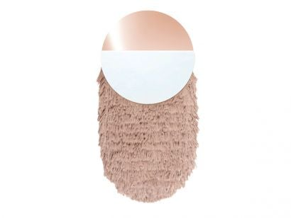 Talisman Wall Rug with Mirror and Led