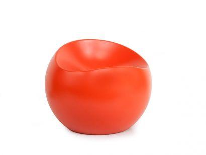 Ball Chair - Tangarine