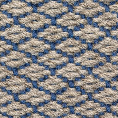 061 Alhambra Carpet-Grey/Blue