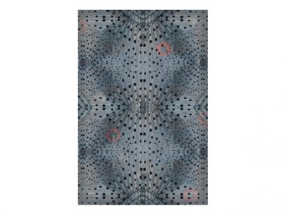 Flying Coral Fish Rug- Carpet