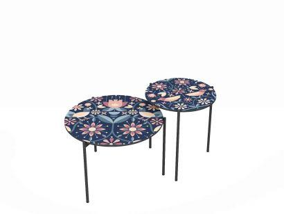 Modern Hippie Tavolino da Caffè