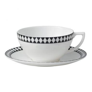 """Mosaic"" Tea cup"