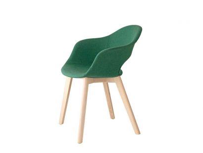 Natural Lady B Pop Chair