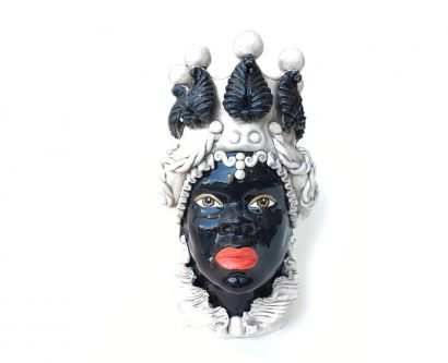 Moro Lady Big Vase Black Eyeshadow