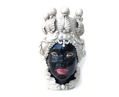 Moro Lady Big Vase White Eyeshadow