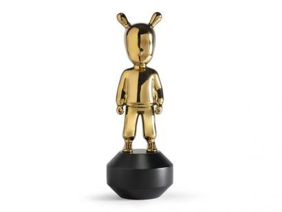 The Golden Guest Figurine