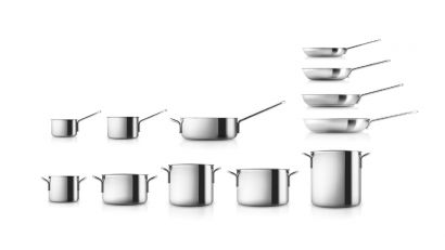 The Recycled Steel Cooking Collection
