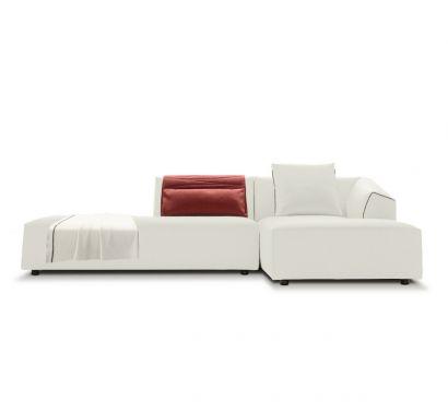 Thea Sofa with Chaise Longue - Menfi 001