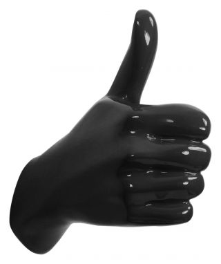 Thumbs Up - Coat Hanger