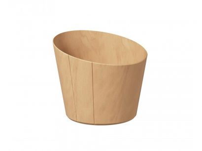 Timber Bowl in Eco Wood