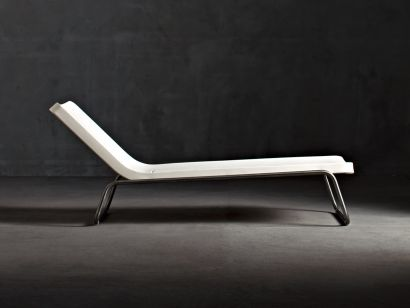Time Out Chaise Longue - inclinable