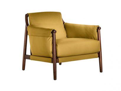 Times Lounge Poltrona Frau by Spalvieri & Del Ciotto