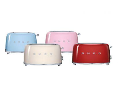 Toaster 4 Slices '50 - SMEG - Mohd