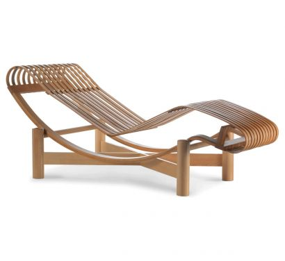 522 Tokyo Chaise Longue Outdoor