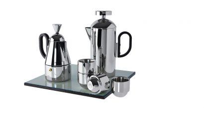 Brew Set di Accessori per il Caffè in Acciaio Inossidabile