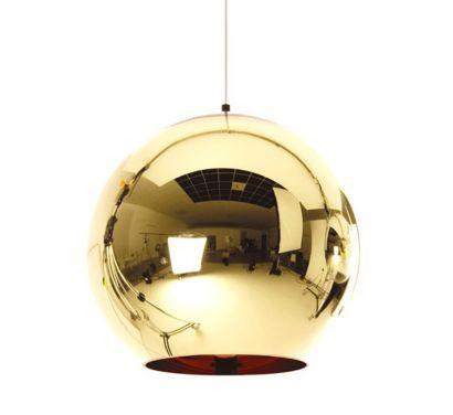 Copper Bronze Lampada a Sospensione Ø 45 cm