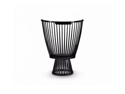 Fan Chair-Black