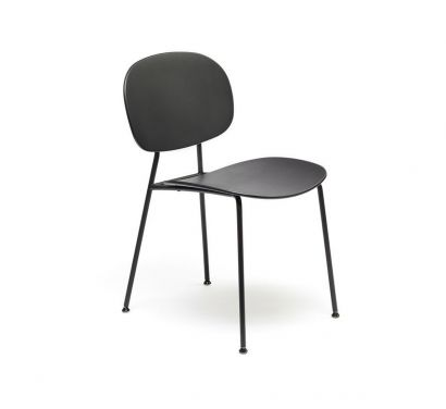Tondina Pop Chair - Black