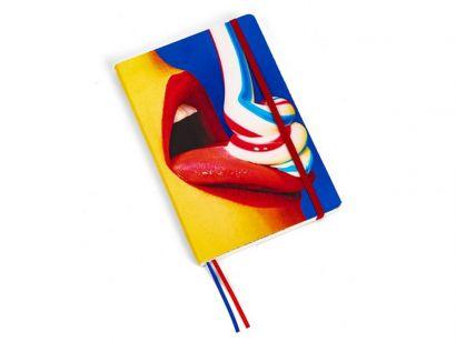 Toothpaste Big Notebook