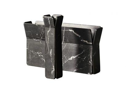 Tor Vases-Nero Marquina Marble